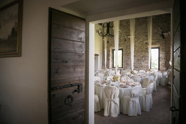 Abbazia di Sant'Andrea location per matrimoni e ricevimenti