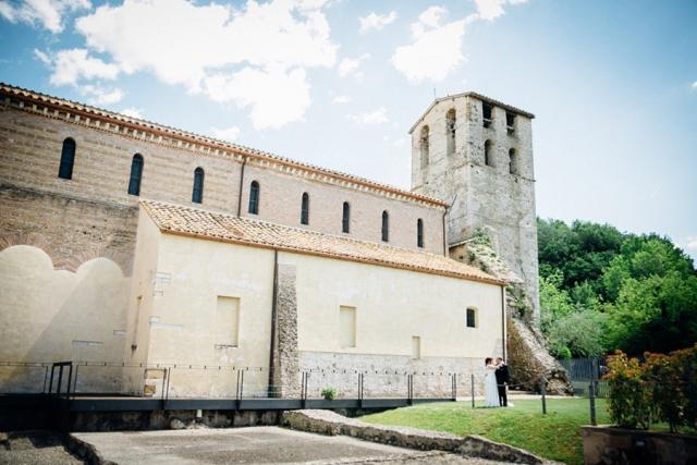 Abbazia di Sant'Andrea location per matrimoni